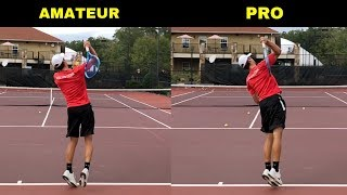 Download HUGE MISTAKE 99% of Tennis Players Do On The SERVE! Learn how to avoid it to master your serve Video