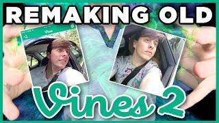 Download Remaking OLD VINES - PART 2! | Thomas Sanders Video