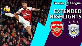 Download Arsenal v. Huddersfield I PREMIER LEAGUE EXTENDED HIGHLIGHTS I 12/8/18 I NBC Sports Video