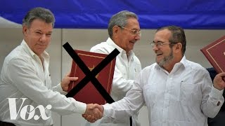 Download Colombia's fragile peace, explained Video