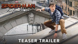 Download Spider-Man: Far From Home | Teaser Trailer Video