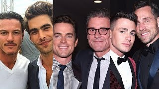 Download 32 Gay Hollywood Couples Video
