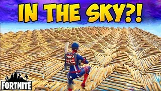 Download CRAZIEST SKY BASE EVER! - Fortnite Funny Fails and WTF Moments! #104 (Daily Moments) Video