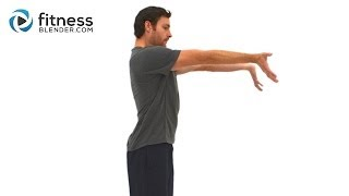 Download Upper Body Active Stretch Workout - Arms, Shoulder, Chest, and Back Stretching Exercises Video