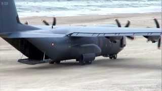 Download C-130 Hercules - Beach Landing Video