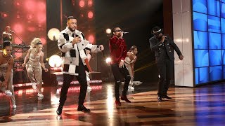 Download French Montana Performs with Sean 'Diddy' Combs and Swae Lee Video