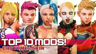 Download TOP 10 ″R.MIKA MODS″ in SFV:AE! - (with All Mic Performances!) Video