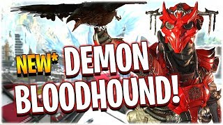 Download The FULL SEND Weapon Combo!! - *NEW Bloodhound Skin (Apex Legends PS4) Video