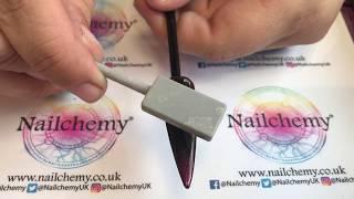 Download Dragon Eye Magnetic Gel Polish Tutorial - Nailchemy Video