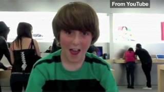 Download CNN: Tween's Apple store dances go viral Video