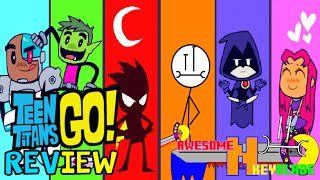 Download Review: Teen Titans GO! - ANK Video