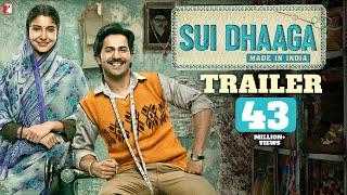Download Sui Dhaaga - Made In India | Official Trailer | Varun Dhawan | Anushka Sharma | Releasing 28th Sept Video