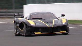 Download Ferrari FXX K - PURE V12 Sounds! Video