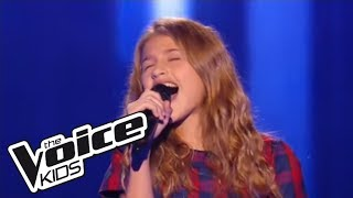 Download Carmen - Stromae | Lou | The Voice Kids 2016 | Blind Audition Video