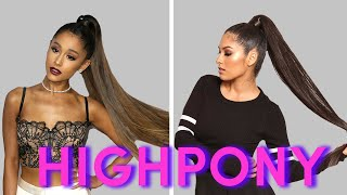 Download We Tried Ariana Grande's Hair For A Week Video