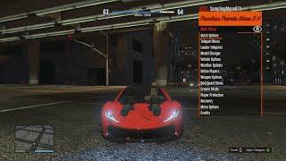 Download UPDATED!! GTA 5 ONLINE MOD MENU ″PANDORA″ TU27/1.27 Video