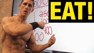 Download 6 Pack Diet Plan Disaster (CALORIE CUTTING!) Video