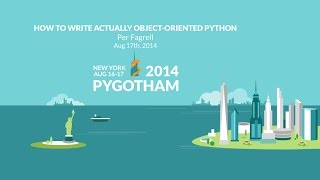 Download How to write actually object-oriented python - Per Fagrell Video