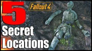 Download Fallout 4: 5 Secret Locations with Secret Loot! | Ep. 8 (Fallout 4 Secrets) Video