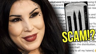 Download KVD CAUGHT IN TATTOO LINER SCAM!? Video