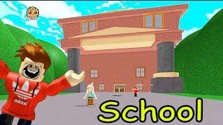 Download At School During Summer Break!? Escape the School Obby - Obstacle Course Roblox Game Play Video