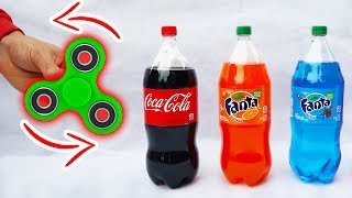 Download FIDGET SPINNER VS SODA!! Video