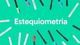 Download ESTEQUIOMETRIA: O QUE CAI NO VESTIBULAR? | QUÍMICA | QUER QUE DESENHE? | DESCOMPLICA Video