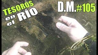 Download Buscando TESOROS en el RÍO encuentro ¡ALGO INCREIBLE! river treasures - Detección Metálica ep. 105 Video
