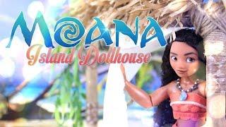 Download DIY - How to Make: Disney Moana Dollhouse - Handmade - Doll - Craft - 4K Video