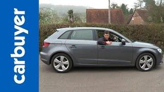 Download Audi A3 Sportback (hatchback) review - Carbuyer Video