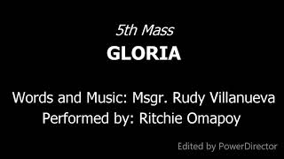 Download 5th Mass - Gloria - R. Villanueva Video