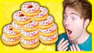 Download GIANT DONUT CAKE Video