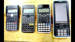 Download Unboxing varias Calculadoras Casio: Fx-82 EX, Fx - 991 EX , ClassPad II Video