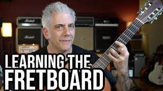 Download How To QUICKLY LEARN The FRETBOARD Video