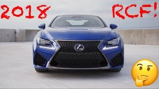 Download Was Everyone Wrong About The Lexus RCF?! Video