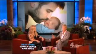 Download shakira on ellen degeneres Video