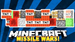 Download Minecraft - MISSILE WARS! #2 - w/ THE PACK! Video