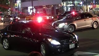 Download 緊急走行続々!! 池袋西口脱法ハーブ暴走事故現場!!警視庁パトカー キザシ V36 レガシィ アリオン Japanese Police Car Emergency Vehicle 2014.6.24 Video