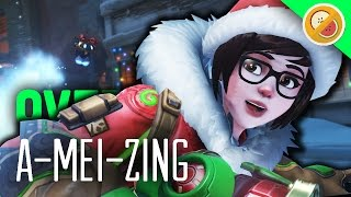 Download A-MEI-ZING! - Overwatch Gameplay (Funny Moments) Video