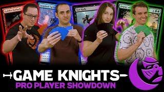 Download Pro Player Showdown l Brian Kibler, Melissa DeTora & Ben Stark l Game Knights #22 l Magic MTG Video