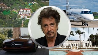 Download AL PACINO ● LIFESTYLE ● House ● Cars ● Family ● Net worth ● Jet ● 2017 Video
