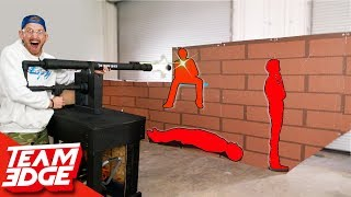 Download Shoot the Person Behind the Wall! | Cannon Edition!! Video