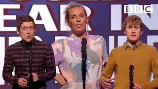 Download Lines you wouldn't hear in a James Bond film | Mock The Week - BBC Video