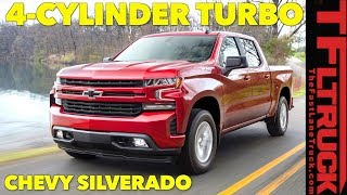 Download Breaking News: Chevy Shocks Truck World With 2019 Silverado Powered by a 2.7L FOUR CYLINDER TURBO! Video