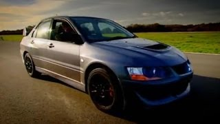 Download Evo vs Lamborghini Part 2 - Top Gear - BBC Video