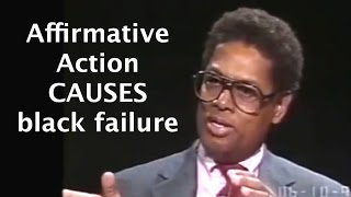 Download Thomas Sowell: affirmative action creates academic failure & resentment Video