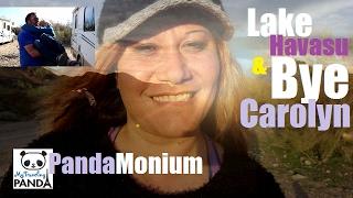 Download Saying Bye To Carolyn & Boondocking BLM North Of Lake Havasu, Arizona Video
