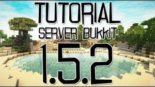 Download Tutorial Minecraft - Crear Server Bukkit en Minecraft 1.5.2 (Con Hamachi) Video