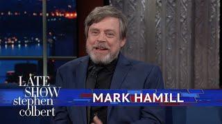 Download Mark Hamill: The Best Star Wars Fans Are 'U-P-Fs' Video
