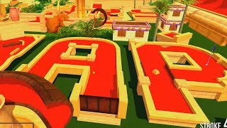 Download CRAZY CUSTOM MAP! - Golf With Friends Video